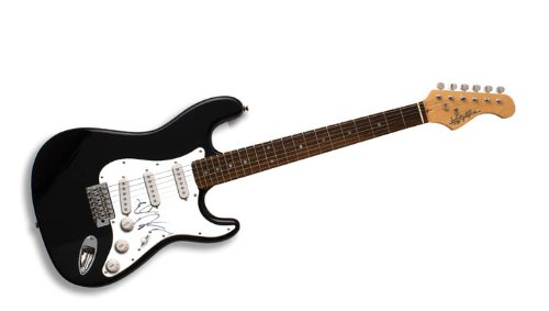 El Debarge Signed Autographed Guitar Uacc W Date/Location Psa