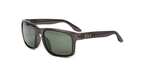 SOLO Eyewear - Recycled Plastic - Sport Matte Transparent Grey - Colombia Sunglasses (Colombia Retro Cycling compare prices)