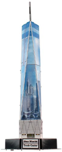 One World Trade Center 3D Puzzle, 23-Piece (World Trade Center Model compare prices)