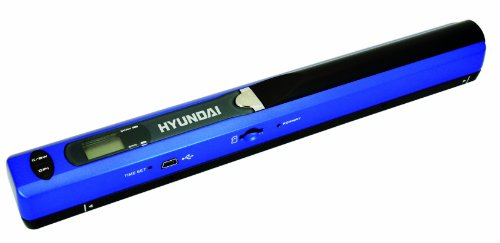 Hyundai Mobile Scan MS01 A4 mobiler Scanner S/W und Farbe