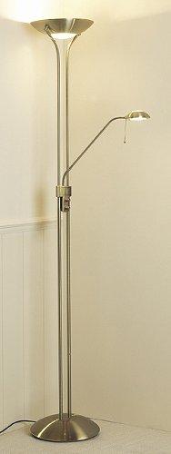 Dar Montana MON4975 Floor Lamp