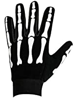 BudK Skeleton Mechanic Gloves- Large