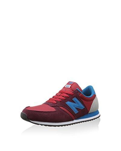 New Balance Zapatillas U420Srb Rojo Oscuro