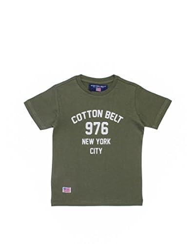Cotton Belt T-Shirt Manica Corta [Blu Navy]
