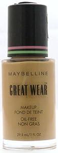 Maybelline Great Wear Makeup - Honey