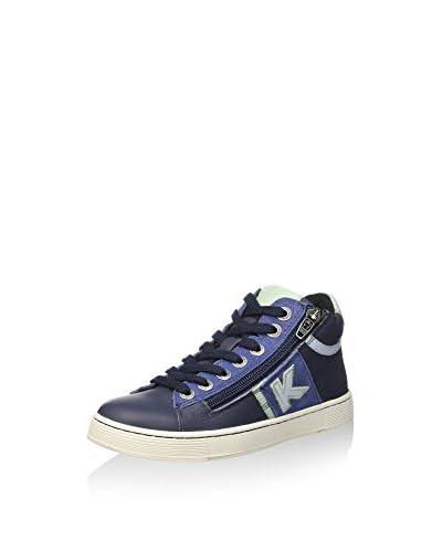 Kickers Zapatillas abotinadas Azul