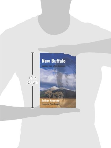 New Buffalo: Journals from a Taos Commune (Counterculture)