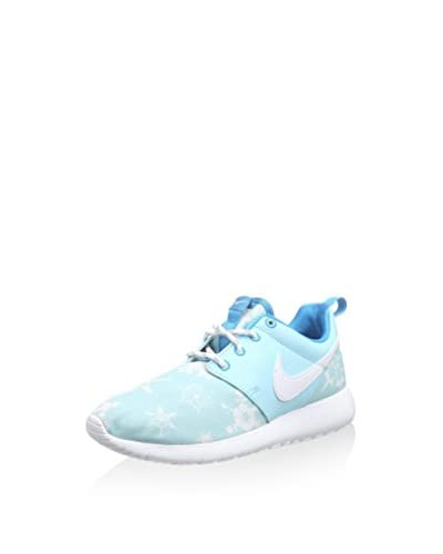 Nike Sneaker Roshe One Print (Gs)  [Azzurro]