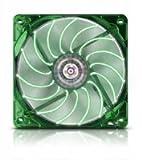 【Amazonの商品情報へ】ENERMAX PCケースファン アポリッシュベガス12cm グリーン UCAPV12A-G