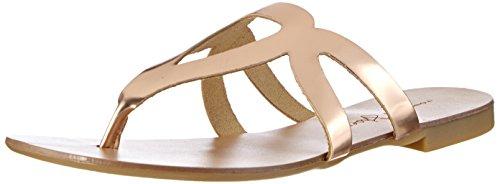 Tosca Blu Shoes CALYPSO, Infradito donna, Rosa (Pink (RAME C51)), 39
