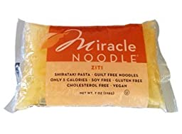 Miracle Noodle, Ziti - 20 Pack