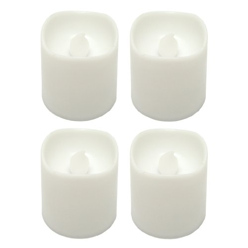 Battery Operated Tea Lights With Timer