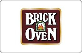 Brick Oven Gift Card ($10)