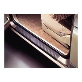 Auto Ventshade 91114 Black Door Sill Protector