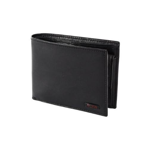 TUMI トゥミ HORIZON 96-1439/01 COIN WALLET ブラック 折財布 小銭入れ付 メンズ