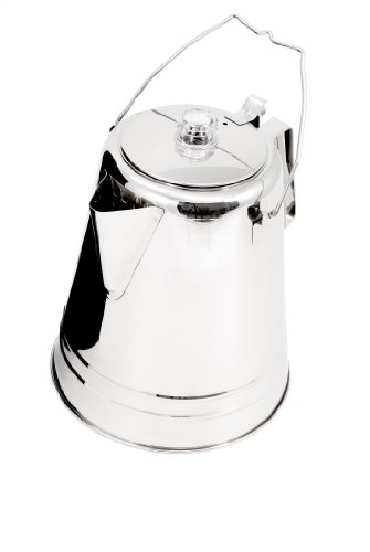 Gsi Outdoors Glacier Stainless 36 Cup Percolator