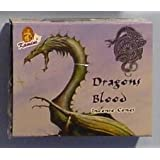 Dragon's Blood Cones - Kamini Incense - Box of 10