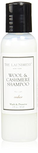 THE LAUNDRESS ウールカシミアシャンプー cedarの香り 60ml