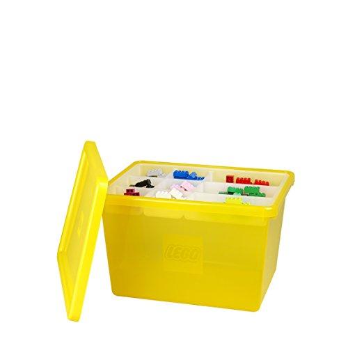 LEGO Storage Bin, Large, Yellow