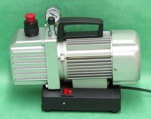 Seoh Electric Rotary Vane Vacuum Pump 2 Stage