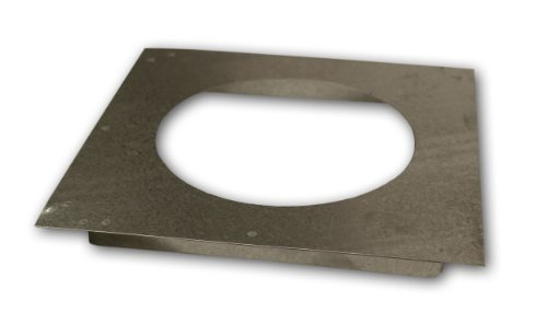 Comfort Flame Fp-58 Direct-Vent Fire Stop Plate