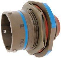 Circular Mil Spec Connector 6P Sz 10 Recpt Panel Mount Pin