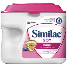 Similac Isomil Soy Infant Formula with Iron 1.45 lbs Powder (23.2oz)