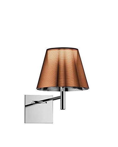 Flos Lampada Parete Ktribe W /Alluminato Con Dimmer cromo/alluminato bronzo