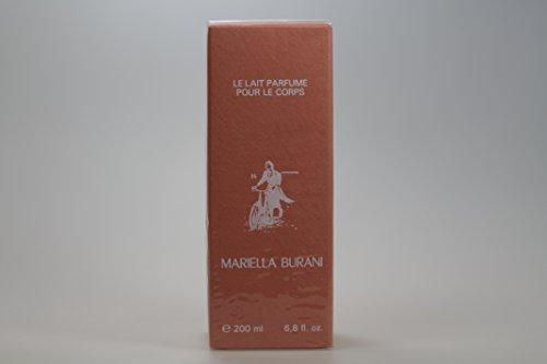 Mariella Burani Women le Lait Parfume pour le Corps 200ml-Perfumed Lozione Per Il Corpo