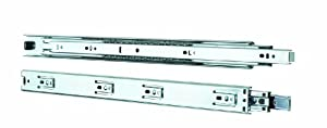 Knape & Vogt 4100P 10 Full Extension Drawer Slide, 10-Inch