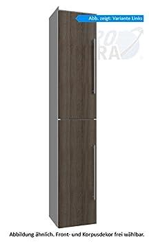 Classic Line Puris (HNA033A7L / R Tall Cupboard Bathroom Cupboard 30 CM