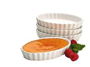 Bonjour Oval Ramekins Set of 4 - Buy Bonjour Oval Ramekins Set of 4 - Purchase Bonjour Oval Ramekins Set of 4 (BonJour, Home & Garden, Categories, Kitchen & Dining, Cookware & Baking, Baking, Ramekins & Souffle Dishes)