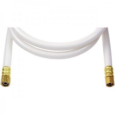 PETRA IPL05 Lead-Free Poly-Flex Ice Maker Connectors, 5-Foot x 1/4-Inch
