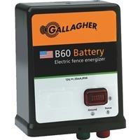 Gallagher G351504 B60 12-Volt Fencer, 40 Acre/5-Mile