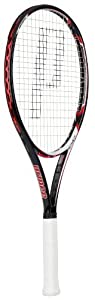 Buy Prince 2011 EXO3 Red 105 Tennis Racquet [Unstrung] by Prince Sports, Inc.