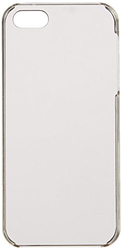 Generic Crystal Clear Ultra Thin Hard Case for iPhone 5 Transparent - Non-Retail Packaging - Clear