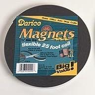 Darice 25 Foot, Adhesive Back Magnet…