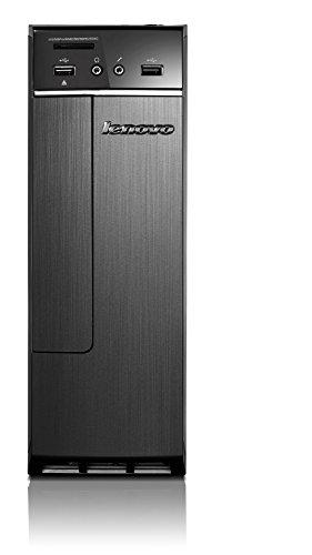 Lenovo Ideacentre 300s-11IBR Unité centrale Noir (Intel Celeron, 4 Go de RAM, 1 To, Intel HD Graphics, Windows 10)
