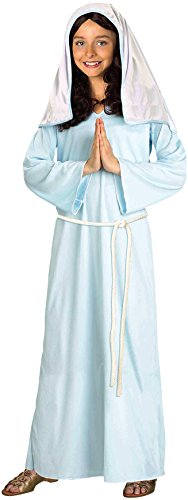 Forum NoveltiesBiblical Times Mary Costume, Child Small