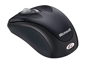 Microsoft Wireless Notebook Optical Mouse 3000 - Slate