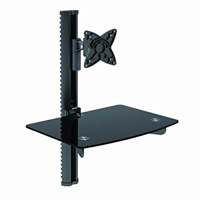 Sale Mount It Wall Mounted Tv And Component Shelf Combo