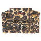 Personalized Leopard Print Sofa Sleeper