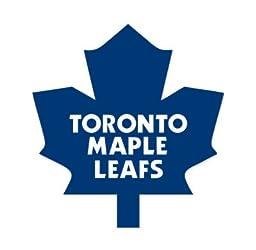 Toronto Maple Leafs NHL car bumper sticker decal (5\