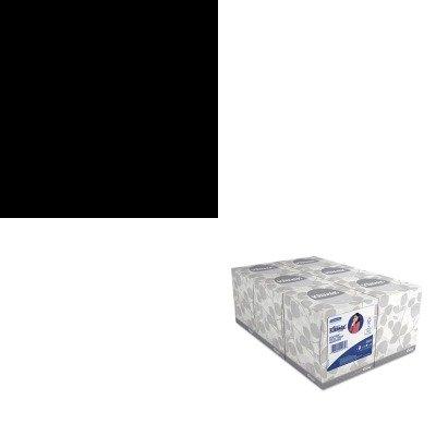 Kitbtc10348Kim21271 - Value Kit - Bigelow Earl Grey Black Tea (Btc10348) And Kimberly Clark Kleenex White Facial Tissue (Kim21271)