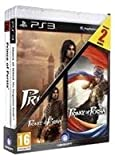 Compilation: Prince of Persia The Forgottem Sands + Prince of Persia (PS3)