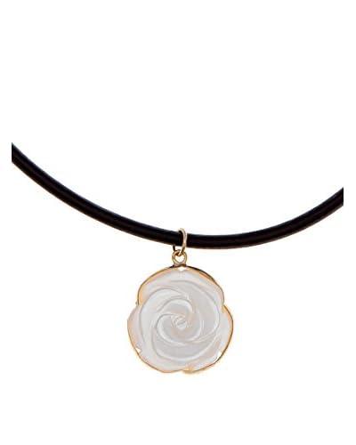 My Silver Collar Roseta Nacar