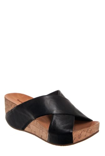 Chocolat Blu Messa Mid Wedge Sandal