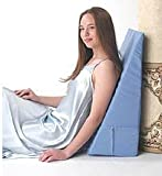 Alex Orthopedic - 5013-07-S - Back Wedge Bed Reading Pillow - Sand - 7 in.