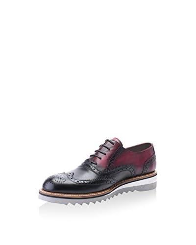 Deckard Zapatos Oxford Burdeos / Azul Marino