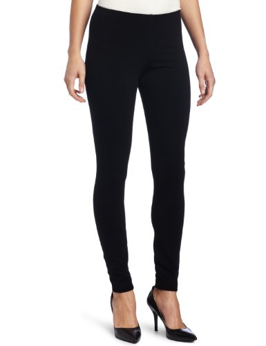 Karen Kane Women's Structured Knit Legging, Black, X-Large